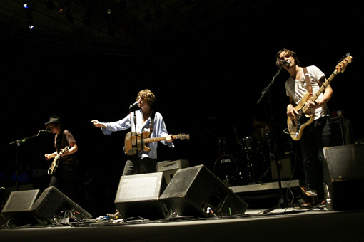 The Kooks at Central Park
