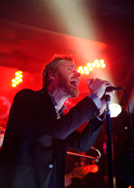 The National at The Studio at Webster Hall