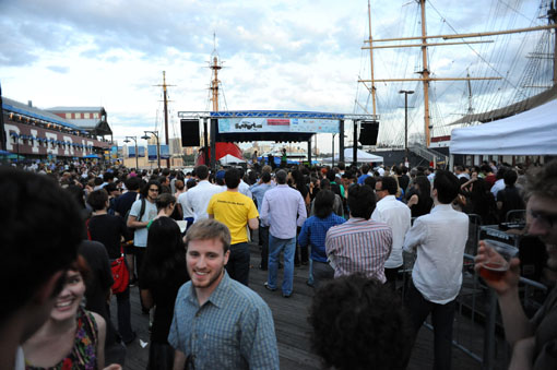 The Wave Pictures at South St Seaport