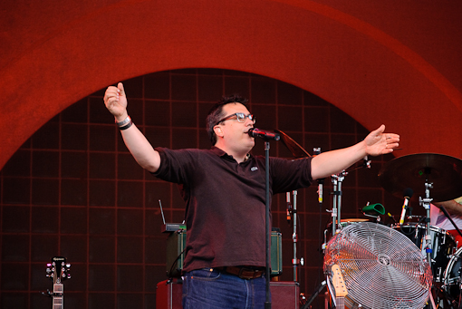 They Might Be Giants at Prospect Park