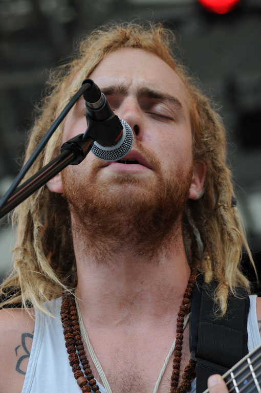 Trevor Hall at SummerStage