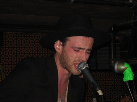 Finn Andrews of The Veils at Union Hall