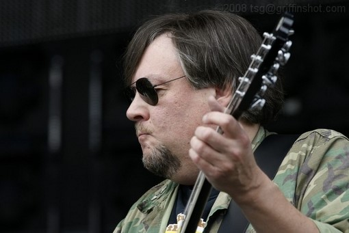 Ron Asheton of The Stooges