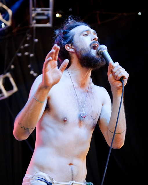 Edward Sharpe at VFF 2001