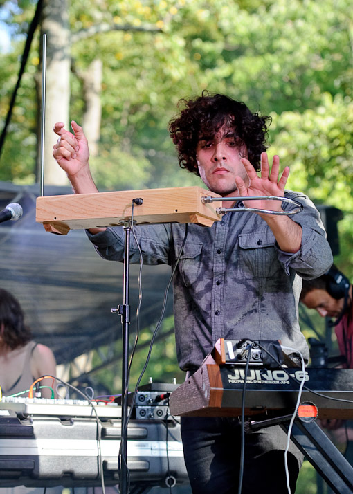 Neon Indian at Virgin Free Fest