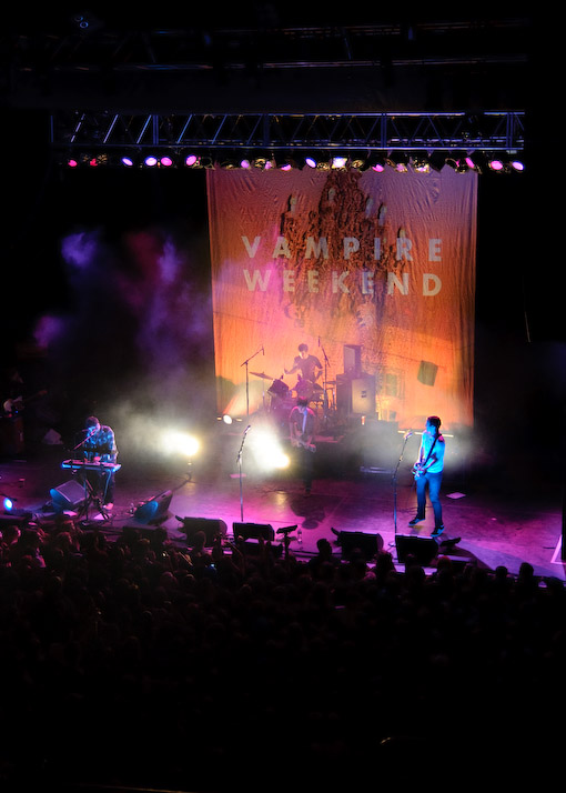 Vampire Weekend at Wellmont Theatre
