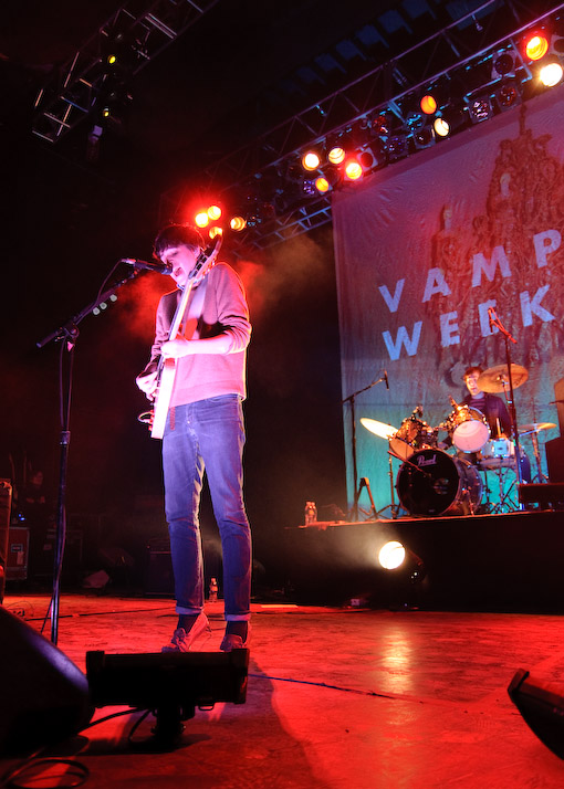Vampire Weekend at The Wellmont