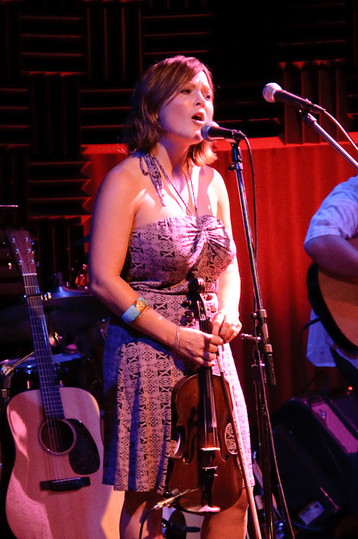 Sara Watkins at Joe's Pub