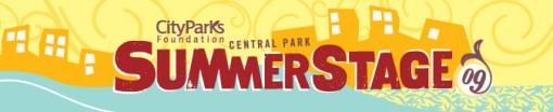 2009 Summerstage