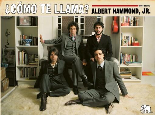 Albert Hammond Jr. - Â¿Como Te Llama?