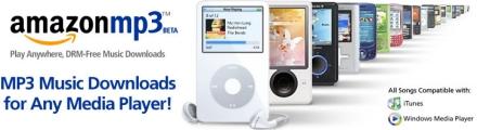 Amazon MP3 Store