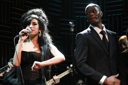 Amy Winehouse at Joe's Pub