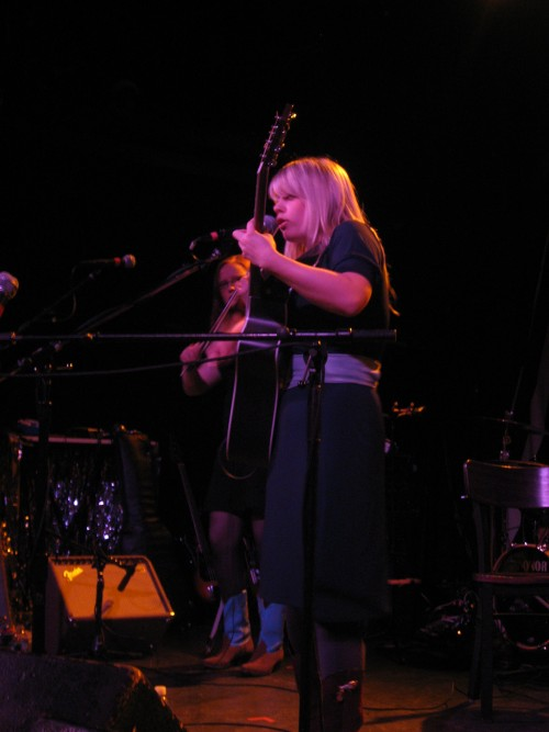 Basia Bulat at the Bowery Ballroom