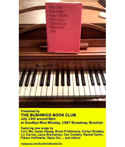 Bushwick Book Club