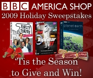 BBC America Holiday Sweepstakes