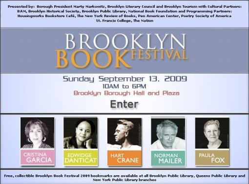 2009 Brooklyn Book Festival