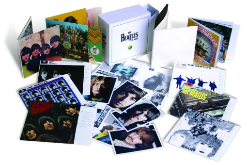 The Beatles Mono Remasters Box Set
