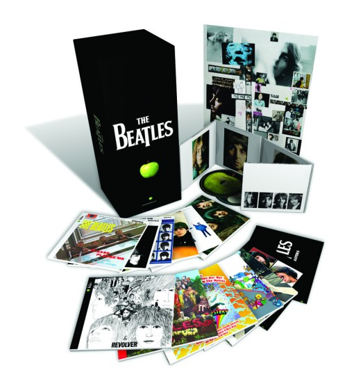 Beatles Stereo Box Set
