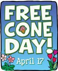 Ben & Jerry's Free Cone