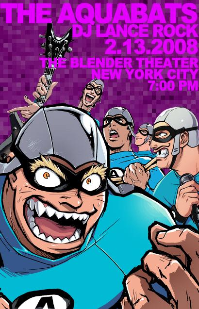 Blender Theatre