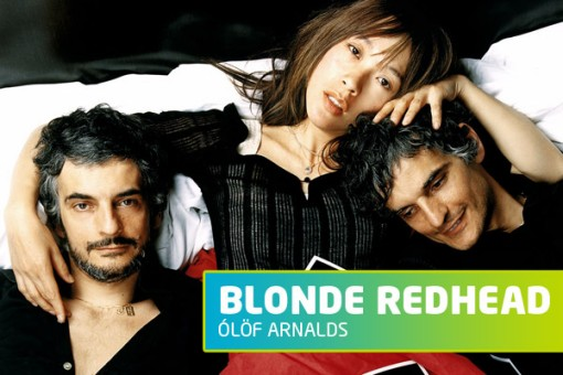Blonde Redhead at Celebrate Brooklyn!