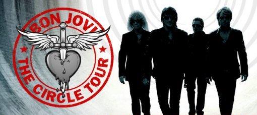 Bon Jovi Circle Tour