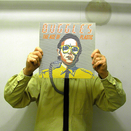Buggles Sleeveface