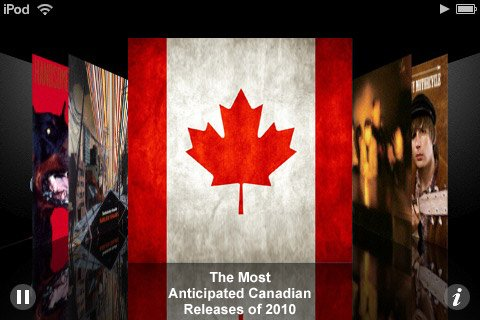 The Most Anticipated Canadian Albums of 2010