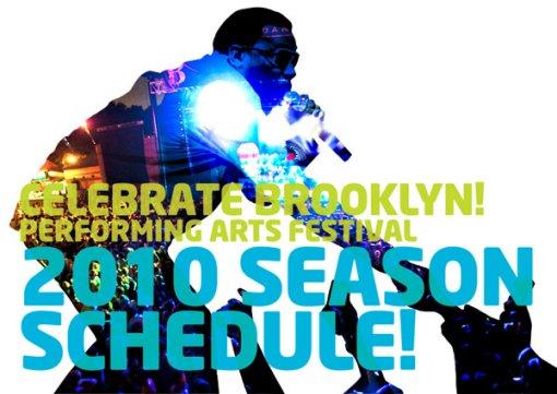 Celebrate Brooklyn! 2010