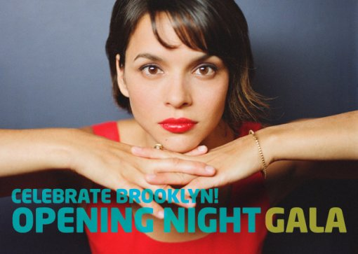 Norah Jones at Celebrate Brooklyn