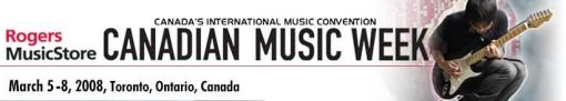 Canada Music Week