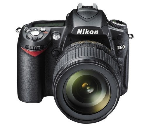 Nikon D90 | 12.3 Megapixel CMOS Sensor, 3 inch high-resolution LCD, HD Movie Mode, Live view function, 11 area auto-focus