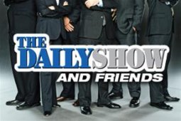 The Daily Show and Friends