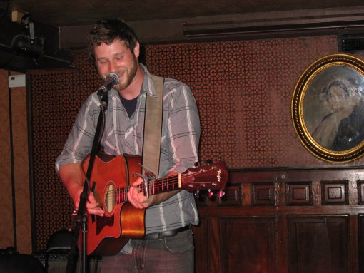Dan Mangan at Union Hall