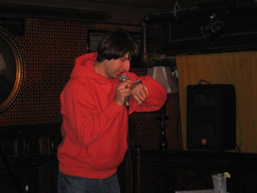 Demetri Martin Tearing The Veil of Maya