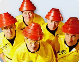 Devo at McCarren Pool