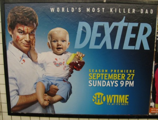 Click here to watch Dexter Season 4, Episode 1