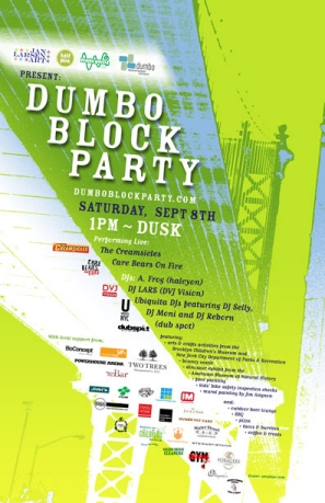 Dumbo Block Party