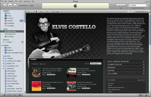 Elvis on iTunes