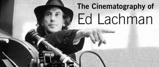 Ed Lachman