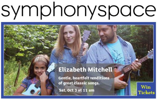 Elizabeth Mitchell Symphony Space