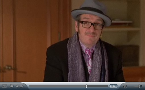Click to Play - Elvis Costello on 30 Rock