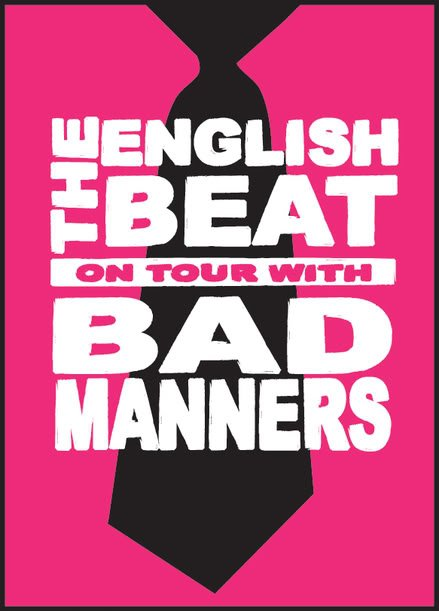 English Beat w/ Bad Manners