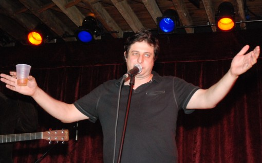 Eugene Mirman at The Bell House