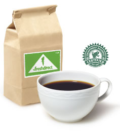 20% Off FreshDirect Coffee