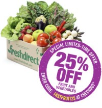 FreshDirect Produce