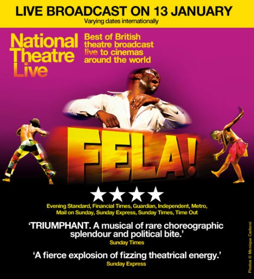 FELA! Live in HD