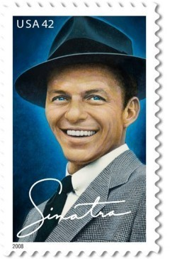 Frank Sinatra 42 Cent Stamp