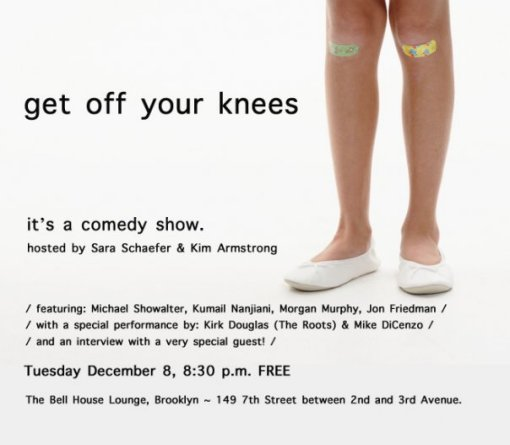 Get Off Your Knees w/ Sara Schaefer and Kim Armstrong