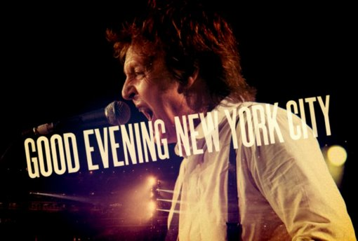 Paul McCartney - Good Evening New York